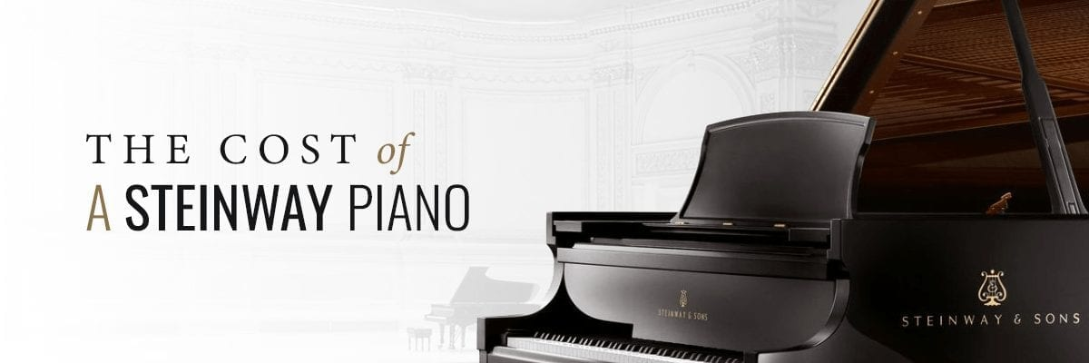 cost of a steinway piano banner