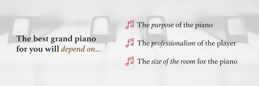 the best piano depends on graphic
